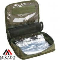Сумка для рыболовных принадлежностей Mikado UWI-252013 (25 x 20 x 7.5 см.)