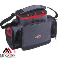 Сумка для рыболовных принадлежностей Mikado M-BAG UWI-M004 (28.5x23.5x21см)