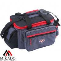 Сумка для рыболовных принадлежностей Mikado M-BAG UWI-M009 (35x21.5x24 см)