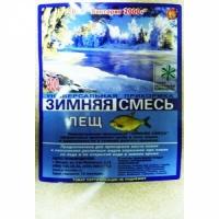 Прикормка зимняя VICTORIA FISHING Зимняя смесь, Лещ, цв. натуральный, 900гр