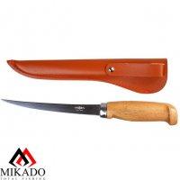 Нож филейный Mikado (лезвие 15 см.) AMN-604