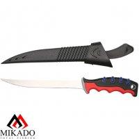 Нож филейный Mikado (лезвие 17.5 см.) AMN-808-M