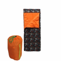 Мешок спальный RIVERREST Детский , одеяло, 2-х слойный,165*65см.,  тк. Duspa/синт. 200 (до +5)