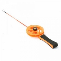 Удочка зимняя KUTBERT QL-704 ручка-неопрен, под балансир, 29см.,d55мм.