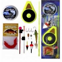 Набор ICE MASTER Рыболовный для зимней рыбалки №2 МАКСИ (блистер)