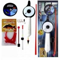 Набор ICE MASTER Рыболовный для зимней рыбалки №3 (блистер)