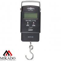 Безмен электронный Mikado до 50 кг. AM-DFS-40B
