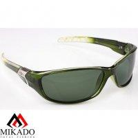 Очки поляризационные Mikado 86004 (зелёные линзы)
