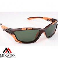 Очки поляризационные Mikado 86005 (зелёные линзы)