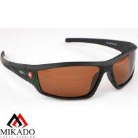 Очки поляризационные Mikado 86006 (коричневые линзы)