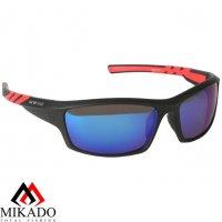 Очки поляризационные Mikado (фиолетово-синие) AMO-7523-BV