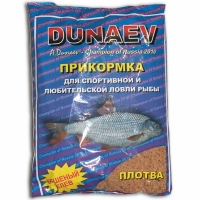 Прикормка DUNAEV Классика Плотва 0.9кг.
