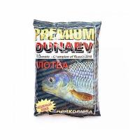 Прикормка DUNAEV Premium,  Плотва, 1кг.
