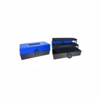 Ящик PLASTILYS для рыболовных принадлежностей, G2TP, с микролифтом, 2 полки 400х200х200 Франция
