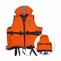 Жилет спасательный EXTREAL, модель Экстреал Плюс, с молнией, размер L, до 90кг