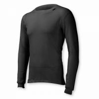 Термобелье LASTING (Чехия)рубашка UNISEX(Черная 900) р-р L