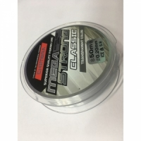 Леска CHIMERA MEGASTRONG  Classic Transparent  Color  50 м., 0.10 мм