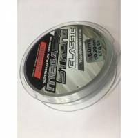 Леска CHIMERA MEGASTRONG  Classic Transparent  Color  50 м., 0.18 мм прозрачная