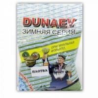 Прикормка зимняя DUNAEV ICE-Premium, ПЛОТВА, 0,9кг.
