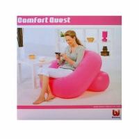 Кресло BESTWAY Кубик Комфорт размер 84*84*74 (75047В) (6)