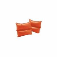 Нарукавники INTEX Делюкс Оранжевые, 19х19см, от 3-6лет, 59640 (72)
