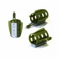 Кормушка ЛИМАН пласт., круглая (ОВАЛ), +стабилизаторы, 40гр.