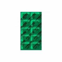 Пластины Оборонхим, длительного действия для уничтожения комаров, 10шт/уп (зеленые) (250)