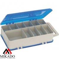Бокс рыболова Mikado UAC-C004 (30.5 x 17.5 x 7.8 см.)