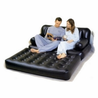 Диван-кровать BESTWAY Мультимакс,флок.  внешний электронасосом 220В (размер188х152х64см., 67356N  (3