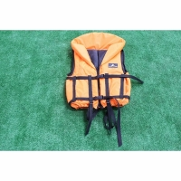 Спасательный жилет с подголовником «Юнга» 40 кг