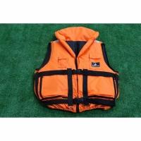Спасательный жилет с подголовником «Фаворит» 100 кг