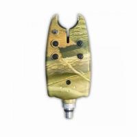 Сигнализатор поклевки,  электронный, кнопочный, 2*AA (в компл. не вх.), цв. лес (FA-03)