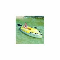 Лодка BESTWAY  Wave Line Kayak Set каяк, одноместная, 280х76см, алюминиевые весла