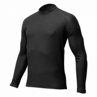 Термобелье LASTING (Чехия) муж. рубашка (Черная 900) р-р XL