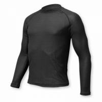 Термобелье LASTING (Чехия) муж. рубашка (Черная 9090) р-р XL