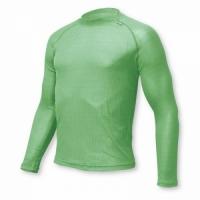 Термобелье LASTING (Чехия) муж. рубашка (Зеленая 6262) XXXL