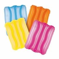 Матрас - подушка BESTWAY Wave pillow, надувной, пляжный 38*25*5 см. (52127) (36)