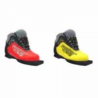 Ботинки лыжные MOTOR Snowball / 75 мм/ иск. кожа, размер 30