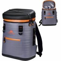 Рюкзак-холодильник OZARK TRAIL,2 открывалки,40л,Ш50*В35*Г25,доп.карман,усил.спинка,съемн.рем(2159)