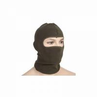 Маска-шлем ОМОН, полиэстер, утепленная, цвет хаки