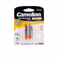Элемент питания CAMELION аккумуляторный AA-1100MAh, 1.2V, AAA, bp2 (2шт./блистер) (AAA (мизинч.))