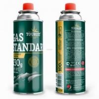 Баллон газовый STANDART, 230 гр., для портативных приборов TB-230 (Южная Корея) (28)