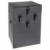 Ящик зимний РОСТ рыбацкий  40x19x43, 32л, трехъярусный, окрашенная сталь 0,5мм, арт. 6-01-0120