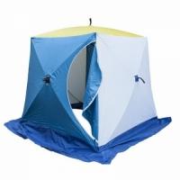 Палатка СТЭК КУБ 2, Баллистик, размер 1,75*1,75 м., высота 1,75 м., вес 9,0 кг.