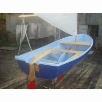 """Парусная лодка """"Афалина-370"""""""