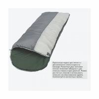 Мешок спальный ЧАЙКА GRAPHIT 500, одеяло с подг., 190+35*85см., Taffeta, бязь, темп. реж. -17 -20