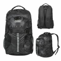 Рюкзак SUPREME 25л, спортивный (городской), В45*Ш30*Г16, цвет черный. (TMAN-2)