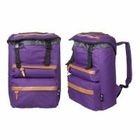 Рюкзак DINGDA 25л, спортивный (городской), В40*Ш27*Г17, цвет фиолет. (TMAN-3)