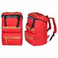 Рюкзак DINGDA 25л, спортивный (городской), В40*Ш27*Г17, цвет красн. (TMAN-3)