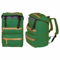 Рюкзак DINGDA 25л, спортивный (городской), В40*Ш27*Г17, цвет зелен. (TMAN-3)